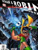 全明星蝙蝠侠与神奇小子罗宾漫画