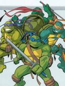 忍者神龟03版动画官方资料设定书 第1话
