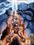 宇宙的巨人希曼 DC宇宙版V1 第3话