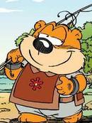 天堂熊武士漫画