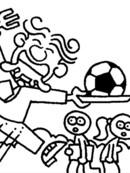 搞怪世界杯漫画