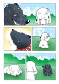狼哥不哭漫画